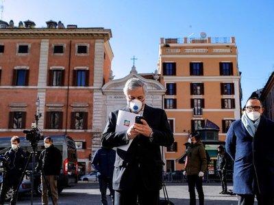 Italia extenderá las medidas de confinamiento hasta el 13 de abril