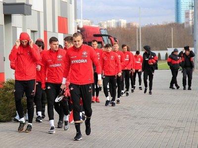 La plantilla del Spartak Moscú se baja un 40 % el sueldo