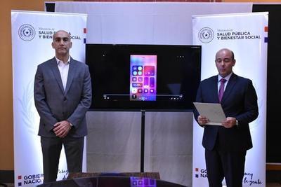 Control de personas en cuarentena se realizará con App que facilita datos clínicos y localización