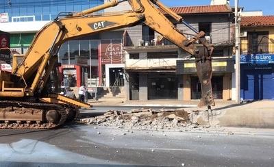 HOY / Demuelen paradas del Metrobús: usarán escombros para construir nuevos hospitales