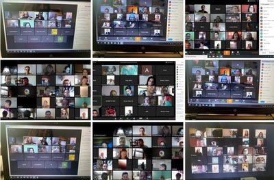 Unos 1.000 docentes se inscriben en curso para enseñar desde casa con herramientas digitales