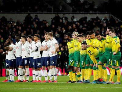 El fútbol inglés volverá solo cuando sea seguro hacerlo