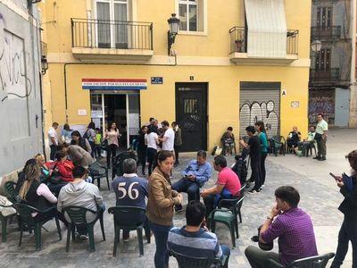 Mayoría de paraguayos se halla en situación vulnerable en España