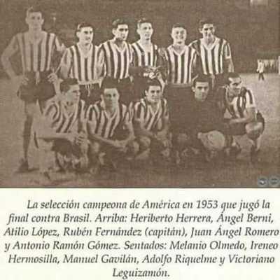Sesenta y siete aniversario del Primer Campeonato de América de Paraguay