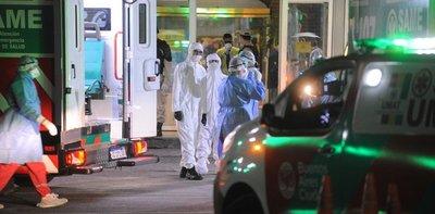 Hombre en EEUU llama a la Policía para que le maten tras contraer coronavirus