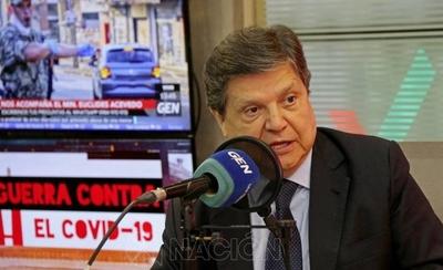 """HOY / Clases seguirían suspendidas hasta septiembre, según Acevedo: """"Pensar abrir antes no tiene sentido"""""""