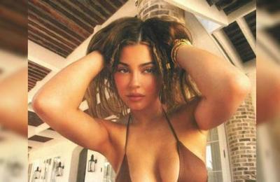 La foto en body con la que Kylie Jenner supera los 6 millones de 'likes' en Instagram