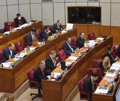 Senado posterga comicios municipales
