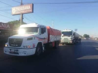 Kits de alimentos de la SEN en camino hacia el Alto Paraguay