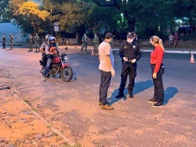 Covid-19: Ascienden a 778 imputados por violación de cuarentena sanitaria