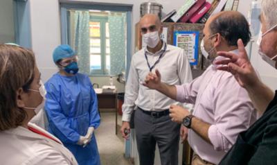 HOY / Instituto de Investigación de la UNA ya está operativa y realizarán entre 50 a 80 muestras