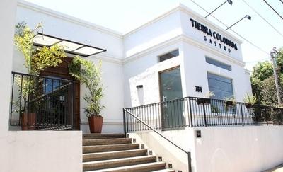 """HOY / Ante crisis por la cuarentena, restaurant clase A decide """"reinventarse"""": Tierra Colorada pasa a ser """"El Chapori"""""""