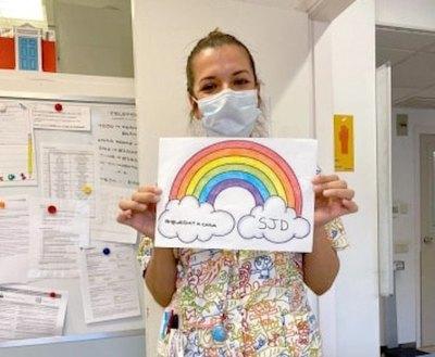 La guerrera guaraní que trabaja en hospi español