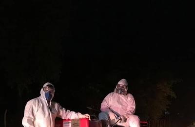 HOY / Fiscalía dispuso detener desinfección en Lambaré por falta de documentos