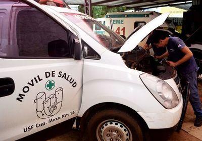 Mecánicos solidarios de  Itapúa