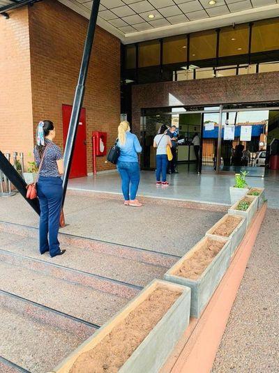 La Dirección de Registros Públicos habilita mesas de entrada y salida