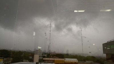 Lluvias con tormentas eléctricas y descenso de temperatura desde hoy jueves