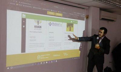 MEC negocia internet gratis para estudiantes y docentes