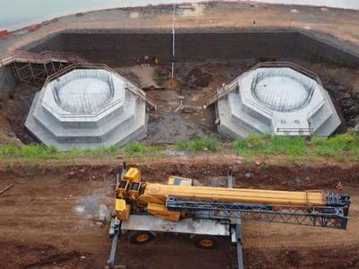 En Brasil, segundo puente va tomando forma