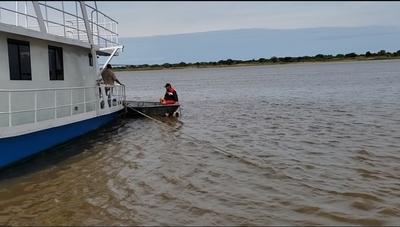 Concepción: Menor muere ahogado en aguas del Río Paraguay
