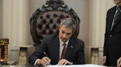 Mario Abdo vetará mamarracho de Senadores sobre uso de royalties en emergencia por coronavirus