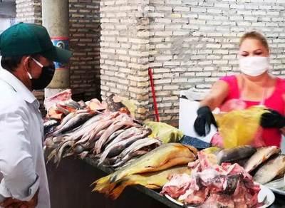 Mercados de Luque reabren sus puertas con interesantes ofertas •
