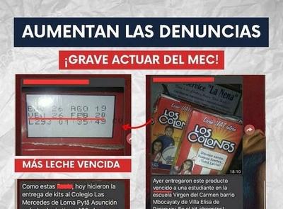 HOY / Fenaes denuncia más irregularidades en entrega de kits