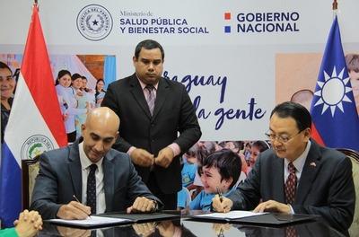 Taiwán donó US$ 3.2 millones a Paraguay para la lucha contra el coronavirus