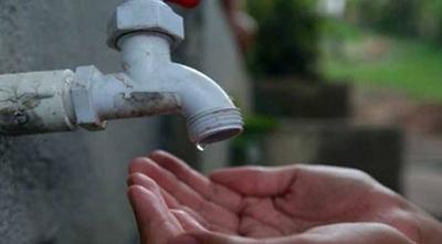 """HOY / El drama del agua en cuarentena: """"Vuelvo del hospital donde trabajo y no puedo bañarme"""""""