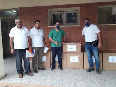 Hospital de Calle'i recibió importante donación