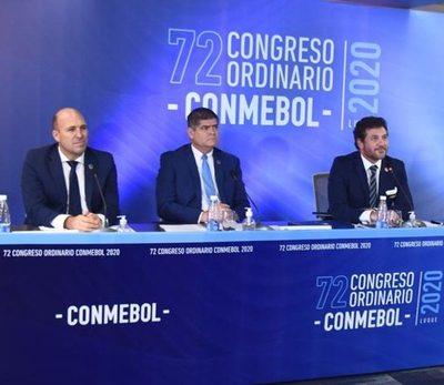 Conmebol aprueba gastos del 2019 y presupuesto 2020