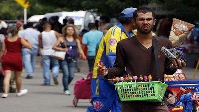 Coronavirus: Vendedores ambulantes quieren asistencia inmediata