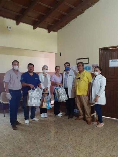 USF recibieron donación de la Gobernación