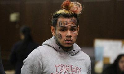 Liberan al rapero Tekashi 6ix9ine de prisión por temor al coronavirus