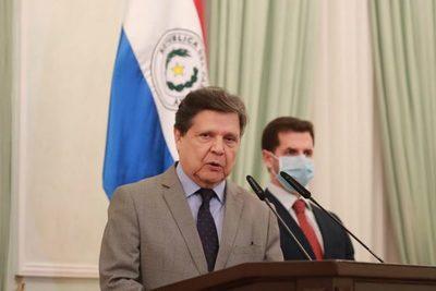 Ministro del Interior ratifica necesidad de hacer cumplir restricción vehicular y de personas