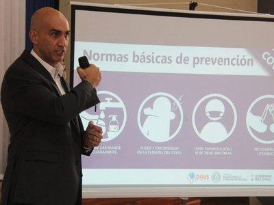 Casos de Covid-19 llegan a 92 en Paraguay