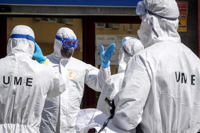 España registra 932 muertos en un día por coronavirus y se sitúa en casi 11.000 víctimas