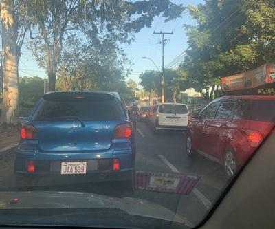 Patrulla Caminera registra alta circulación en zonas urbanas