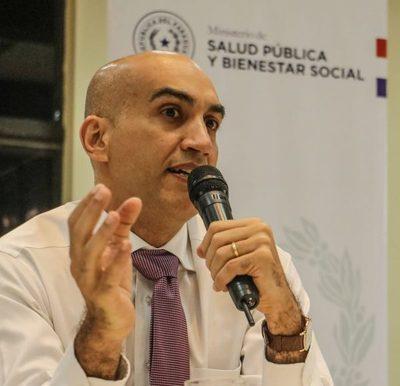 La curva del coronavirus en Paraguay se daría en la quincena de abril