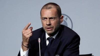 HOY / Ceferin amenaza con echar a Bélgica de las competiciones europeas