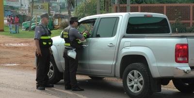 Más de 500 inspectores de la caminera reforzarán controles en Semana Santa
