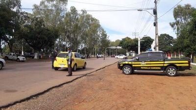 Semana Santa en cuarentena: Caminera controlará rutas con 516 agentes