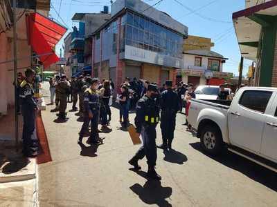 MP dispone cierre de comercios en el Mercado de Abasto de CDE