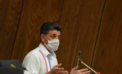 HOY / Senador Víctor Ríos, sobre el caso positivo de Covid-19 en el Congreso