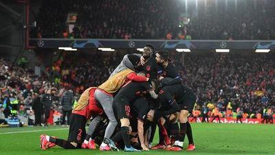 El Liverpool-Atlético Madrid, ¿fue otra 'bomba biológica'?