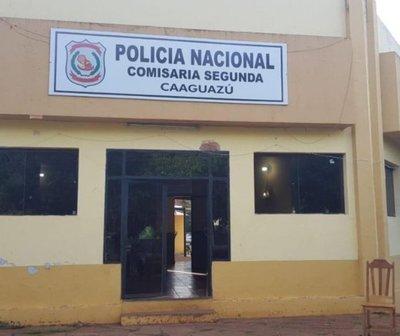 Imputados por violar cuarentena llenan comisarias de Caaguazu