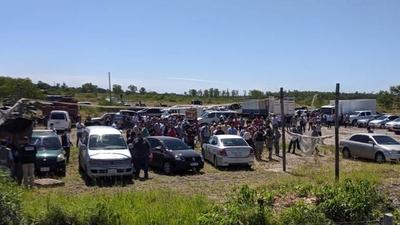 HOY / Asunción y Central deben ser sitiadas antes del domingo y evitar un caos como Ecuador, alerta experto