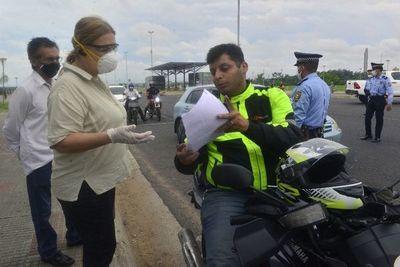 Justificativos de trabajadores tendrán carácter de declaración jurada