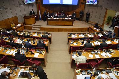 Senado queda sin quórum al momento de tratar eliminación de gastos superfluos