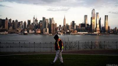 EEUU: 1.169 fallecidos POR covid-19 en solo un día